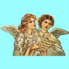 Eigene Stimme finden Engel