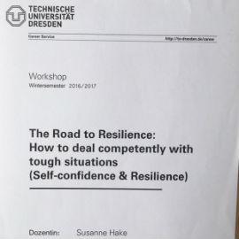 Resilienz und Selbstvertrauen
