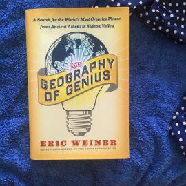 Geniale Reiselektüre — Die Geographie des Genies