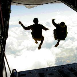 Fallschirmspringen Storytelling
