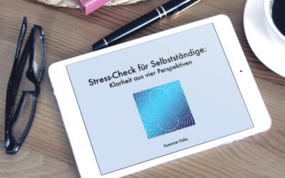 Stress-Check für Selbstständige