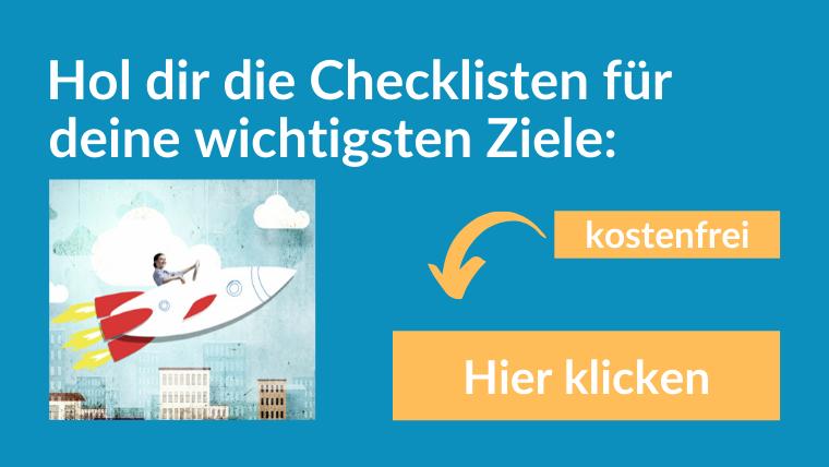 Checkliste-Ziele-