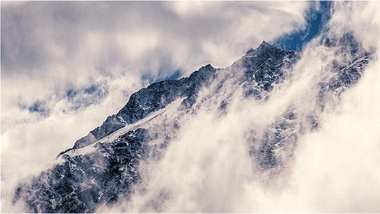 Das Ziel sehen wie einen Berggipfel im Nebel. Muss das sein?