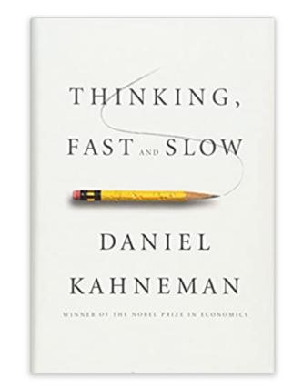 Cover von Schnelles Denken, langsames Denken